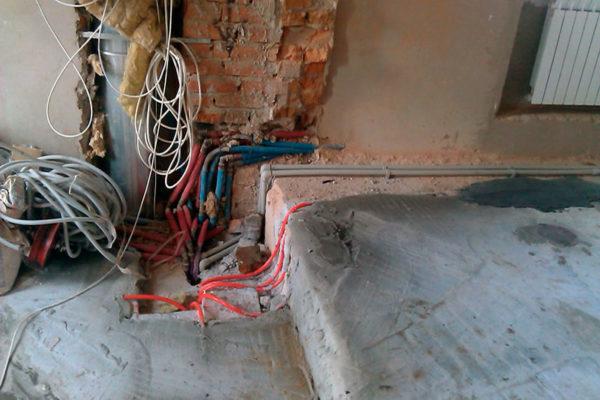 ошибки монтажа системы отопления