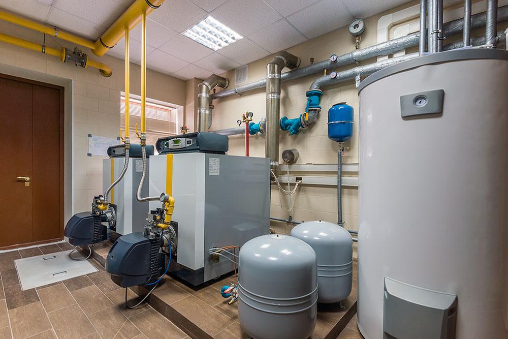 ремонт котлов и систем отопления